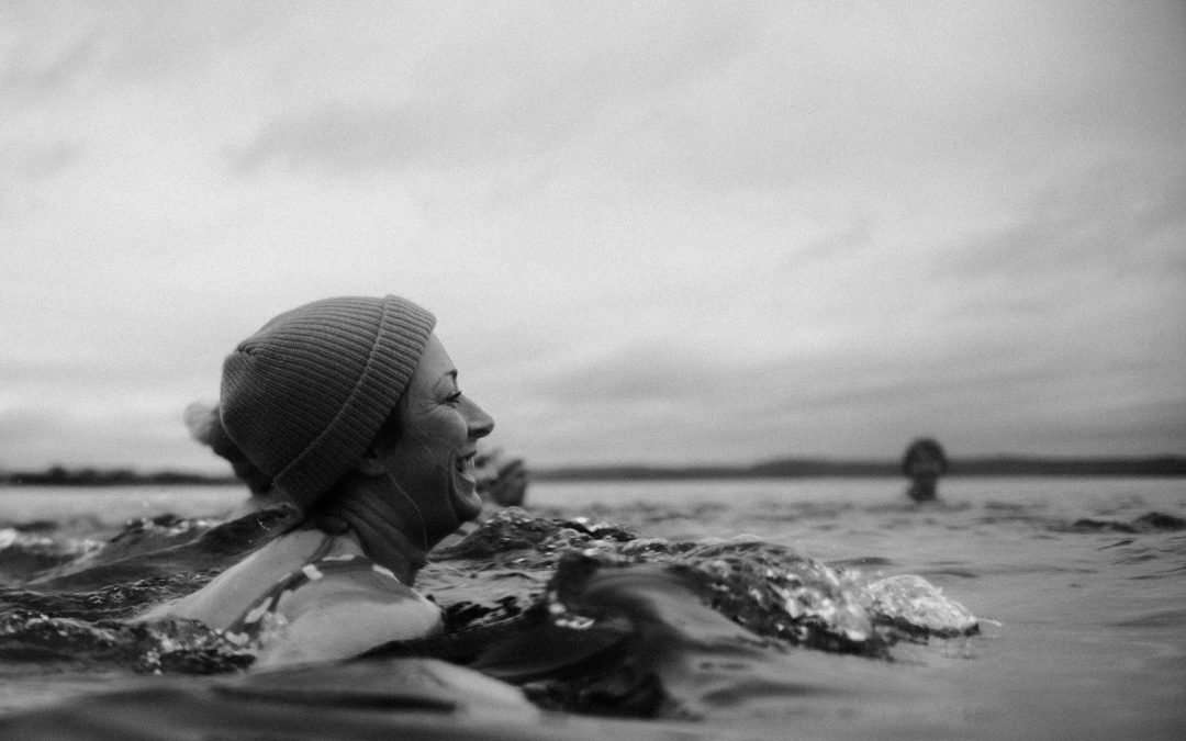 How relearning to swim taught me the power of breath, mind and body